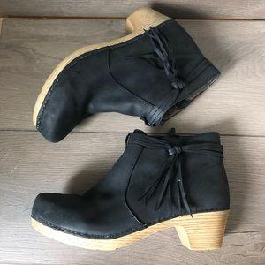 DANSKO Markie Clog Ankle Boots